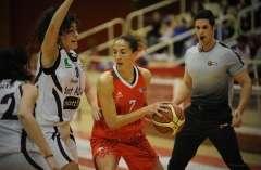 Spanish League Rivas Promete 59 vs. Snatts Femení Sant Adriá 53 (12)