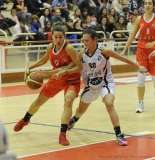 Spanish League Rivas Promete 59 vs. Snatts Femení Sant Adriá 53 (18)