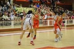 Spanish League Rivas Promete 59 vs. Snatts Femení Sant Adriá 53 (20)