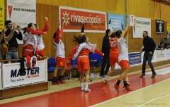 Spanish League Rivas Promete 59 vs. Snatts Femení Sant Adriá 53 (27)