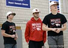 Gallery Special; Wolcott High Baseball Banner Unveil - Photo # (28)
