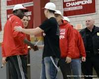 Gallery Special; Wolcott High Baseball Banner Unveil - Photo # (30)