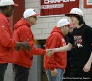 Gallery Special; Wolcott High Baseball Banner Unveil - Photo # (33)