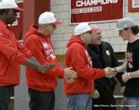 Gallery Special; Wolcott High Baseball Banner Unveil - Photo # (48)