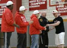 Gallery Special; Wolcott High Baseball Banner Unveil - Photo # (50)