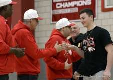 Gallery Special; Wolcott High Baseball Banner Unveil - Photo # (76)