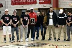 Gallery Special; Wolcott High Baseball Banner Unveil - Photo # (88)