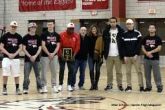 Gallery Special; Wolcott High Baseball Banner Unveil - Photo # (89)