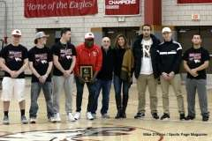 Gallery Special; Wolcott High Baseball Banner Unveil - Photo # (90)