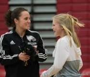 Gallery Wolcott Girls Soccer Banner Unveil - Photo # (13)