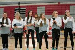 Gallery Wolcott Girls Soccer Banner Unveil - Photo # (17)
