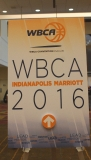 WBCA Convention 2016, Indiana Convention Center, Indianapolis IN April 2, 2016