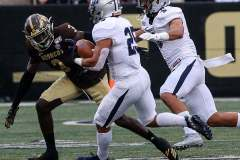Gallery:  Western Michigan 48 vs. Monmouth 13