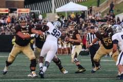 Gallery:  Western Michigan 48 vs. Monmouth 13