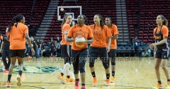 Gallery WNBA: 2017 All-Star Game open practice