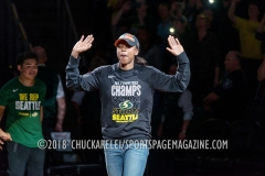 Gallery WNBA: 2018 Storm Championship parade/rally