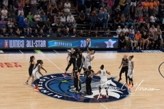 WNBA All-Star Game - Team Delle Donne 112 vs. Team Parker 119 (14)
