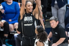 WNBA All-Star Game - Team Delle Donne 112 vs. Team Parker 119 (23)