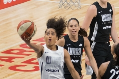 WNBA All-Star Game - Team Delle Donne 112 vs. Team Parker 119 (25)