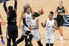 WNBA All-Star Game - Team Delle Donne 112 vs. Team Parker 119 (30)
