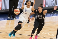 WNBA All-Star Game - Team Delle Donne 112 vs. Team Parker 119 (37)
