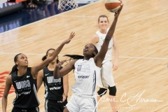 WNBA All-Star Game - Team Delle Donne 112 vs. Team Parker 119 (39)