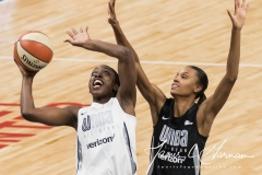 WNBA All-Star Game - Team Delle Donne 112 vs. Team Parker 119 (40)
