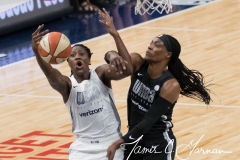 WNBA All-Star Game - Team Delle Donne 112 vs. Team Parker 119 (44)
