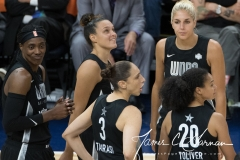 WNBA All-Star Game - Team Delle Donne 112 vs. Team Parker 119 (48)