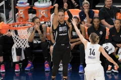 WNBA All-Star Game - Team Delle Donne 112 vs. Team Parker 119 (49)