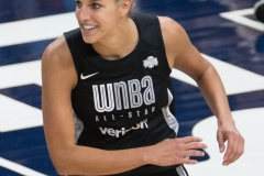 WNBA All-Star Game - Team Delle Donne 112 vs. Team Parker 119 (53)