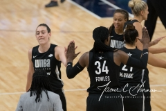 WNBA All-Star Game - Team Delle Donne 112 vs. Team Parker 119 (60)