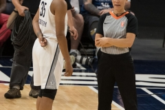 WNBA All-Star Game - Team Delle Donne 112 vs. Team Parker 119 (61)