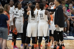 WNBA All-Star Game - Team Delle Donne 112 vs. Team Parker 119 (67)