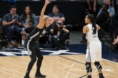 WNBA All-Star Game - Team Delle Donne 112 vs. Team Parker 119 (68)