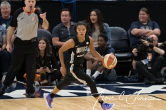 WNBA All-Star Game - Team Delle Donne 112 vs. Team Parker 119 (69)
