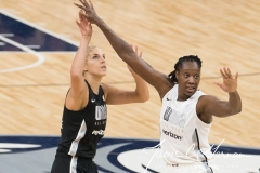 WNBA All-Star Game - Team Delle Donne 112 vs. Team Parker 119 (71)
