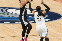 WNBA All-Star Game - Team Delle Donne 112 vs. Team Parker 119 (72)