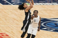 WNBA All-Star Game - Team Delle Donne 112 vs. Team Parker 119 (73)