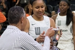 WNBA All-Star Game - Team Delle Donne 112 vs. Team Parker 119 (78)