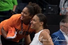 WNBA All-Star Game - Team Delle Donne 112 vs. Team Parker 119 (83)