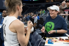WNBA All-Star Game - Team Delle Donne 112 vs. Team Parker 119 (88)