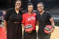 Gallery: WNBA All-Star Pre-game events