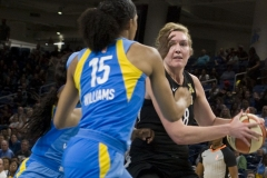 Gallery WNBA: Chicago Sky 74 vs. Las Vegas Aces 98