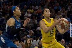 Gallery WNBA: Chicago Sky 77 vs. Minnesota Lynx 63