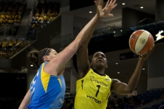 Gallery WNBA: Chicago Sky 83 vs. Seattle Storm 101