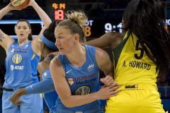 Gallery WNBA: Chicago Sky 83 vs. Seattle Storm 79