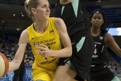 Gallery WNBA; Chicago Sky 94 vs. New York Liberty 97 (10)