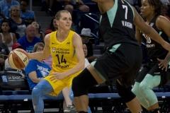 Gallery WNBA; Chicago Sky 94 vs. New York Liberty 97 (12)