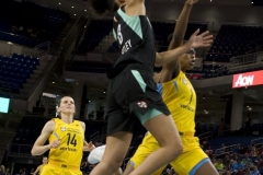 Gallery WNBA; Chicago Sky 94 vs. New York Liberty 97 (2)